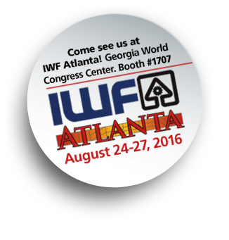 Come see us at IWF Atlanta! Georgia World Congress Center. Booth #1707 - Drawer Box Specialties